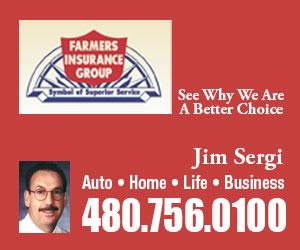 Ad - Jim Sergi, Farmer's Insurance Group