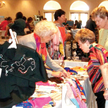 The Sun Lakes Arts and Crafts Association fall show will be held on Saturday, November 29. Don't miss it!