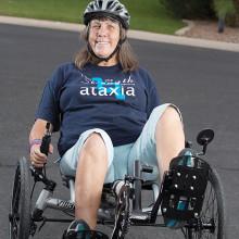 Mary Fuchs, 2014 AAI grant recipient.