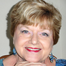 Sandy Bocynesky is the new President of the Sun Lakes Community theatre