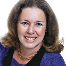 Joan Koerber-Walker will be the guest speaker at Rotary's breakfast meeting on July 8.