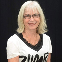 The holidays will be here before you know it – take a Zumba class with Mary to get in shape!