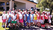 Summer League visits Bear Creek Golf Course. Participating were Palo Verde, Ironwood and Sun Lakes Country Club.