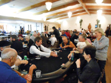 Don't miss the Knights of Columbus Casino Royale Night fundraiser!