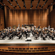 Join the Arizona Wind Symphony as it opens the 2014-2015 season on Wednesday, November 5!