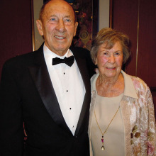 Congratulations to Bill and Dee Preece who recently celebrated their 70th wedding anniversary!