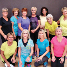 Shed some pounds before the holidays and attend Zumba with Mary!