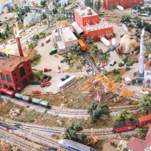 Join the Short Line Model Railroad Club!