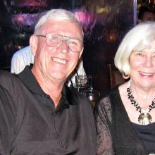 Dancing field trip – Mike and Diane Grady