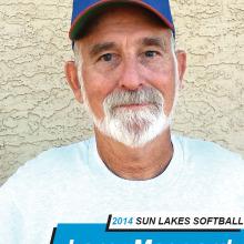 Softball profile: Larry Maggard