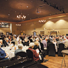 2014 Crystal Awards Dinner at Cottonwood Country Club