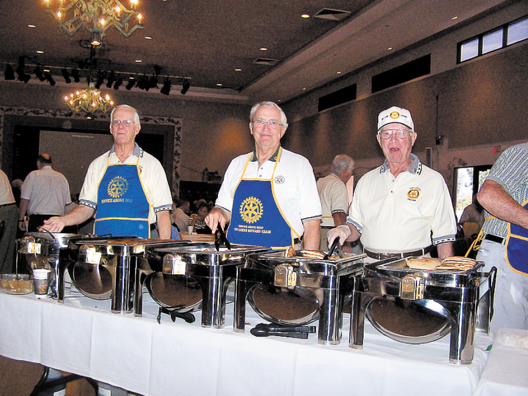 Sun lakes rotary s annual pancake breakfast sponsored by for Coulter motor company tempe