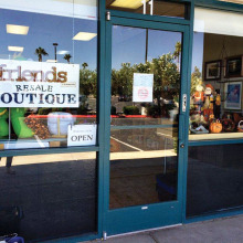 Get great deals on beautiful and unique merchandise at Friends Resale Boutique in Chandler!