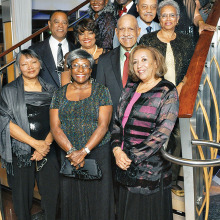 Members of the African American Association enjoyed a fantastic cruise in October!