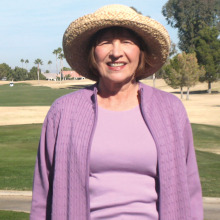 2014 Summer Hottie, President Jeanine Krause