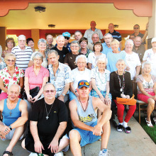 Members of the Sun Lakes Lutheran Church enjoyed a welcome back picnic recently at Sisk Park!