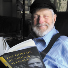 (At right) Actor Theodore Bikel will receive the Greater Phoenix Jewish Film Festival inaugural Lifetime Artistic Achievement Award during the 19th annual Greater Phoenix Jewish Festival on February 15, 2015!