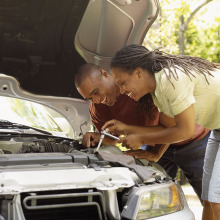 Photo courtesy of Getty Images, #12442 Source: Car Care Council