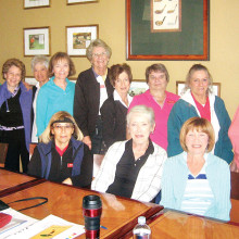 IWLN Executive Board and Standing Committee members