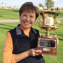 Dari Akin wins 2014 OLGA Cup (Net) Championship on December 9