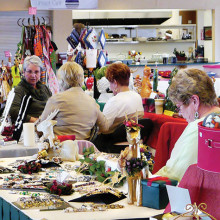 Don't miss the Sun Lakes Arts and Crafts Association's Spring Show and Sale on Saturday, March 21!