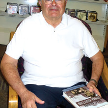 Gene Lariviere is a frequent presenter in the Sun Lakes area of historical topics. He enjoys researching and teaching about these topics.