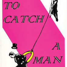 Order your copy of To Catch a Man!