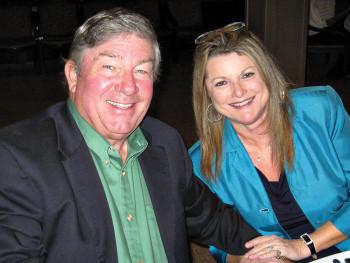 Bruce and Carolyn McCorkle