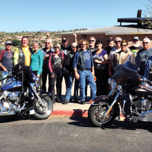 Come join the Motorcycle Club of Sun Lakes!