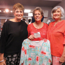 Have you been to see all the new swim and cruise wear items at the What Women Want Swimwear shop yet this season? Come to the Women's Exchange meeting and meet Elise Albert, WWW owner and master shopper. See the new spring line of clothing and swimwear! Elise does custom made suits and has clothing to fit all sizes. Come make some new friends at the Women's Exchange. See you at the W.E. meeting!