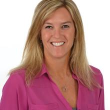 Jenny Browne, new Racquet Activities Coordinator