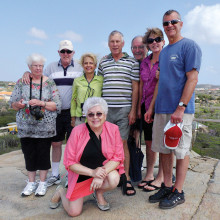Savvy Travelers in Aruba heading to Panama