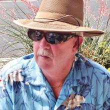 Oakwood author Richard L. Crewse