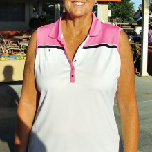 Tammy Visser had a hole in one on March 3!