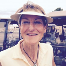 Robin Thomas gets a hole-in-one on May 11 on Palms-7!