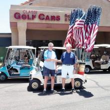 Honoring Sun Lakes veterans!
