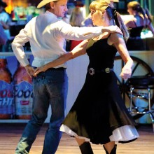 Patricia Koepp and Bill Gosiak are now qualified to compete in the Arizona Two-Step State Championships!