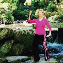Take a Tai Chi class with Kim!