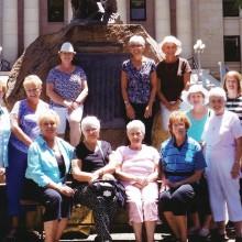 Unit 8 ladies in Prescott.