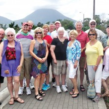 Savvy Travelers at Panama Canal and Costa Rica