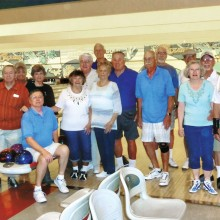 Join the Guys and Dolls Bowling League!