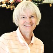 OLNGA volunteer Madeline Walker
