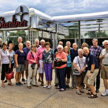 Sun Lakes Camera Club gets nostalgic by taking an exclusive tour of Sanderson Ford Museum. Image courtesy of J.Livoti and the Sun Lakes Camera Club.