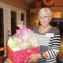 Travel expert Linda Gruver did a summer presentation on cruising and great girl trips for the Women's Exchange Group in August. Our summer Fun Casual Time meetings have finished. The W.E. Group is now looking forward to upcoming fall meetings at Cottonwood Country Club featuring more guest speakers sharing fun topics of interest to women. Linda also was the winner of a raffle drawing gift basket from Rovers Rest Stop, a small dog rescue shelter which Women's Exchange also supports with donations.