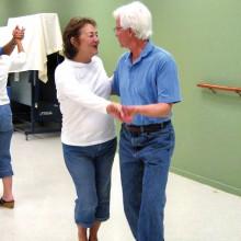 Dancers learn easily using the KISS method.