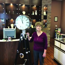 Stop in at Connie's and check out her new jewelry lines!