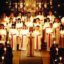 Learn about St. Lucia at the December meeting of the Scandinavian Club.
