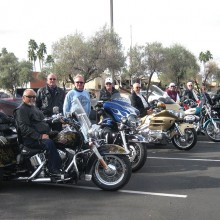 Motorcycle Riders of Sun Lakes