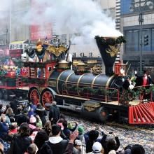 Season's greetings from the Short Line Model Railroad Club!