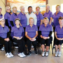 Ironwood Robson challenge team for 2015